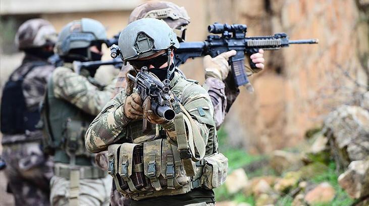 Son dakika... Jandarma Özel Harekat sıcak temas sağladı! Etkisiz hale getirildiler