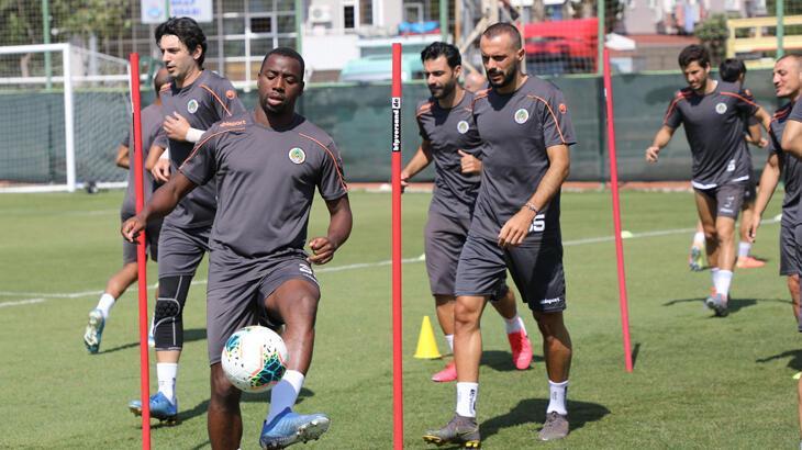 Aytemiz Alanyaspor, Göztepe maçının hazırlıklarını tamamladı