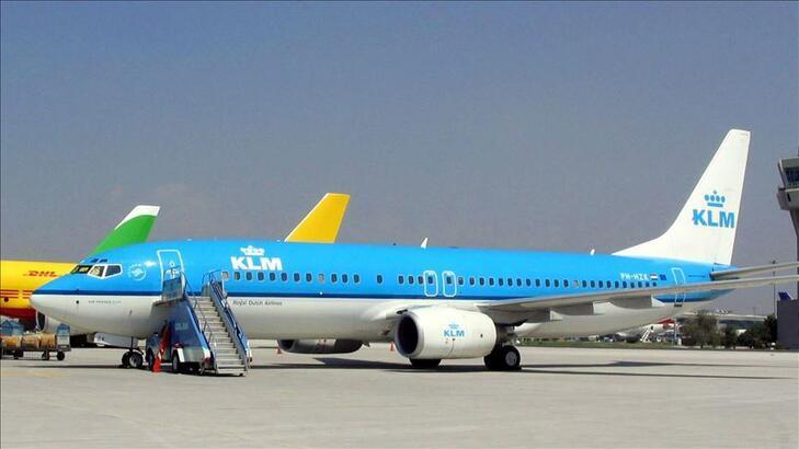 Hollanda'dan ulusal hava yolu şirketi KLM'ye 3,4 milyar euro kurtarma yardımı