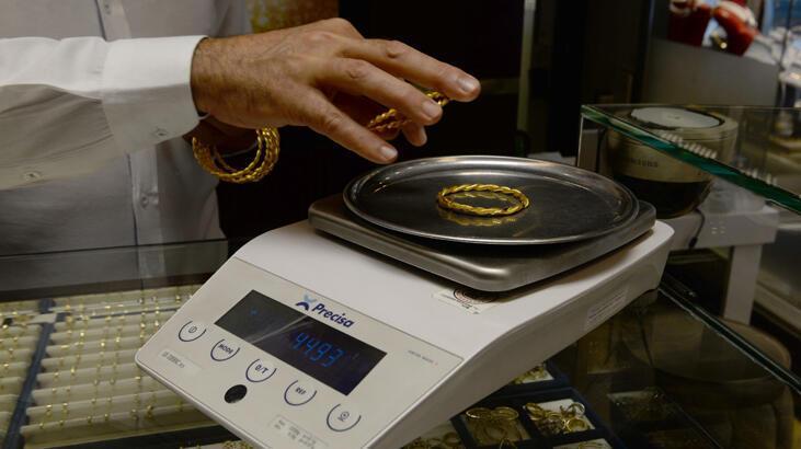 Suriye altınına dikkat! Düğünlerde hediye olarak takılıyor