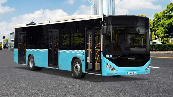 Gürcistan 175 otobüs sipariş etti!