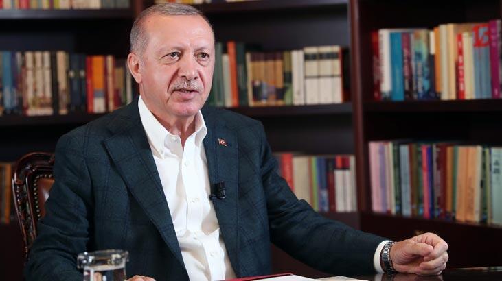 Cumhurbaşkanı Erdoğan YKS'ye girecek öğrencilere başarı diledi