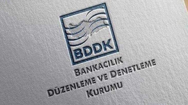 BDDK'dan 16 kuruluşa 2,1 milyon TL para cezası