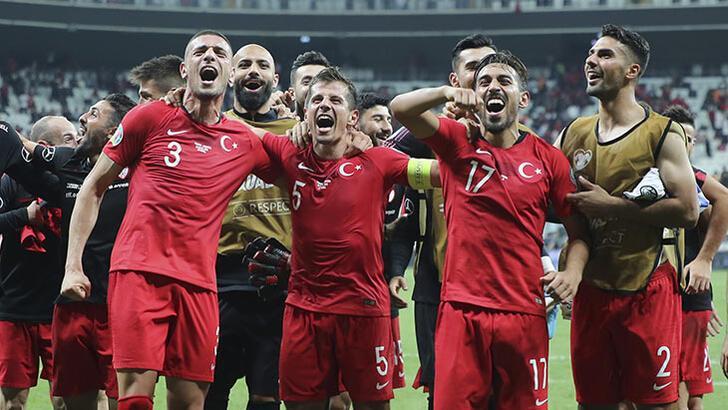 Son dakika | A Milli Futbol Takımının UEFA Uluslar Ligi fikstürü belli oldu!