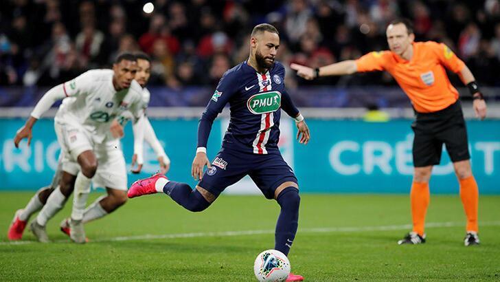 Liglerin iptal edildiği Fransa'da kupa finalleri oynanacak!