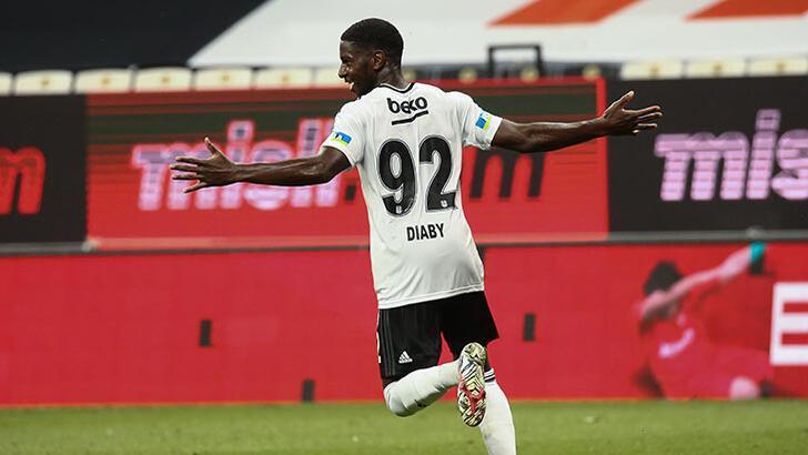 """Diaby: """"Gol için Sergen Yalçın'a söz verdim"""""""