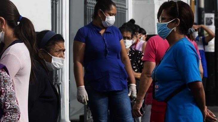 Peru'da corona virüs ölümleri sürüyor