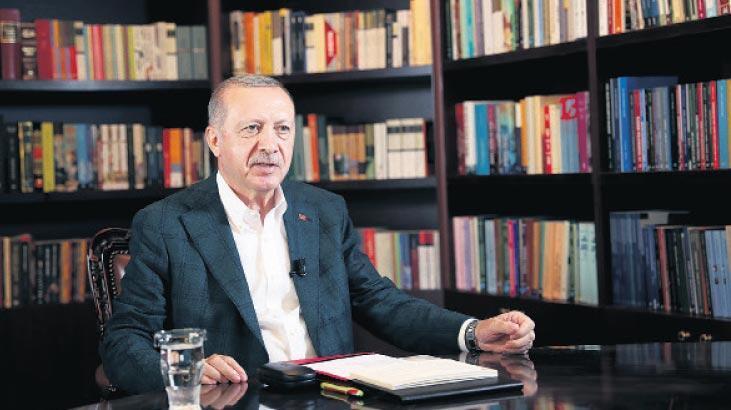 Erdoğan sınava girecek gençlere moral verdi: Gerekli tüm tedbirler alındı