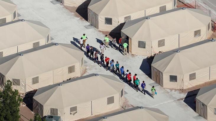 Gözaltı merkezlerinde göçmen çocuklar serbest kalıyor