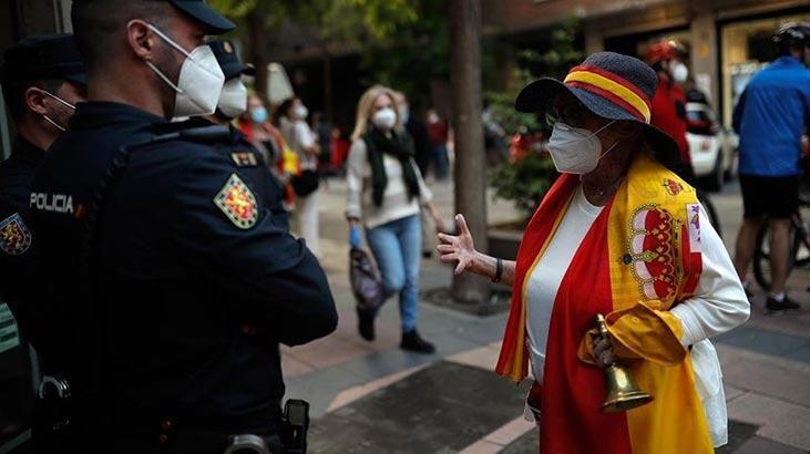 İspanya'da corona virüs ölümleri sürüyor
