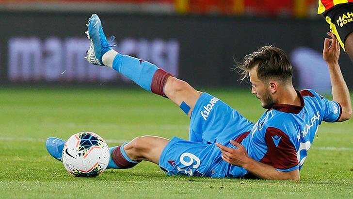 Son dakika | Trabzonspor'da Abdülkadir Parmak sakatlandı!