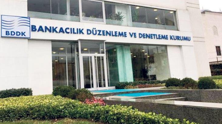 BDDK 16 kuruluşa ceza kesti