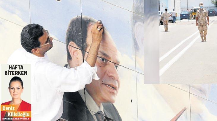 Mısır'ın gücü Libya'da cephe açmaya yeter mi?
