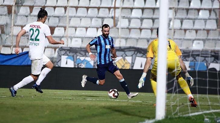 Adana Demirspor - Giresunspor: 4-2