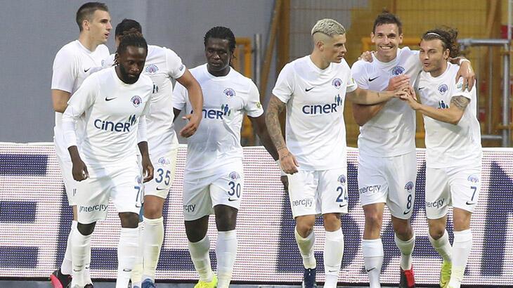 Kasımpaşa, Süper Lig'de yarın Gençlerbirliği'ne konuk olacak