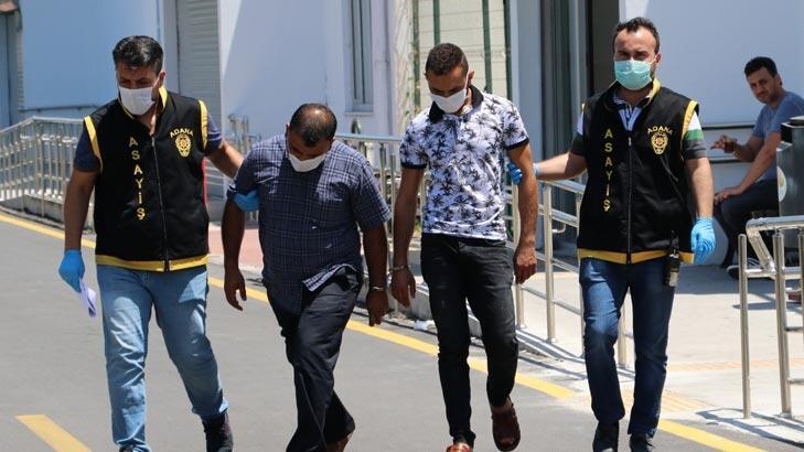 Yaşlı kadını 220 bin lira dolandıran zanlılar Adana'da yakalandı!