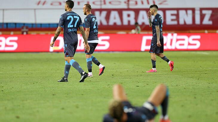 Trabzonspor'da sessizlik
