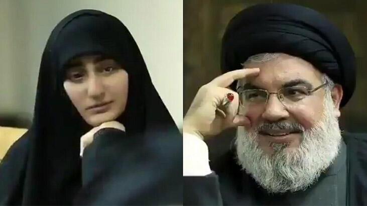 Kasım Süleymani'nin kızı, Hizbullah yöneticisinin oğluyla evlendi
