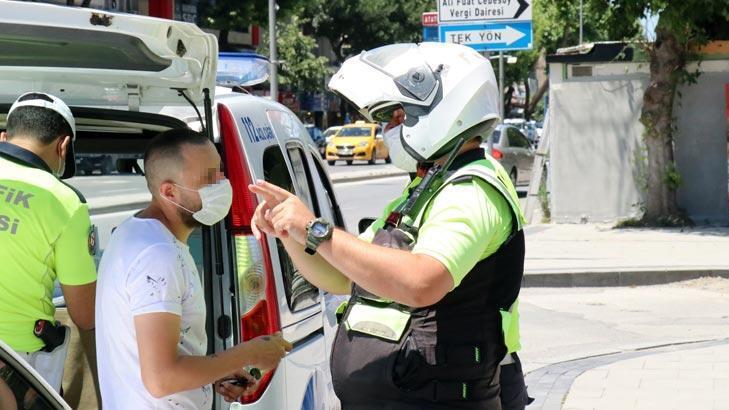 YKS için uygulanan sokağa çıkma kısıtlamasında ceza yedi, cevabı şoke etti!