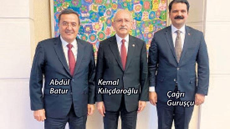 Ankara'da Konak zirvesi