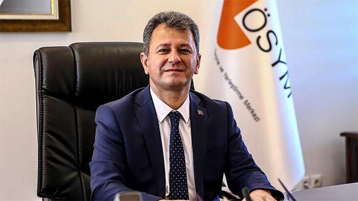 YKS sona erdi! ÖSYM Başkanı Aygün'den açıklama