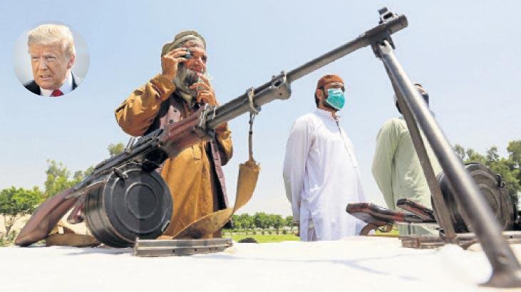 Taliban iddiası ortalık karıştırdı
