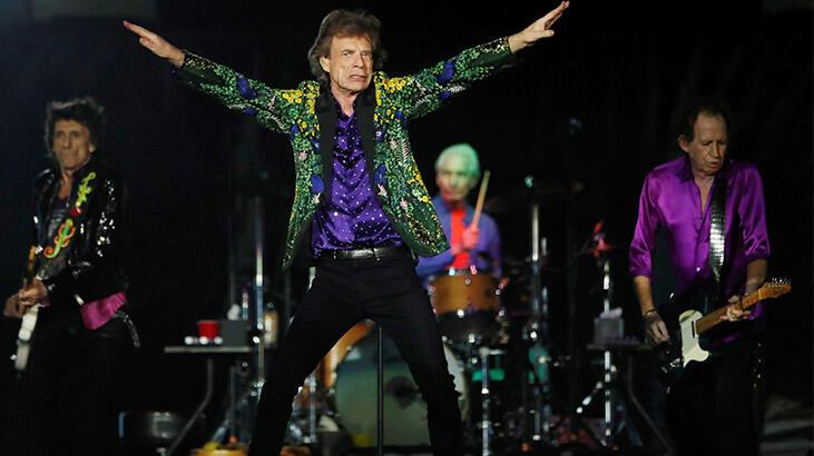 Rolling Stones'dan Trump'a şarkılarını kullanmama uyarısı