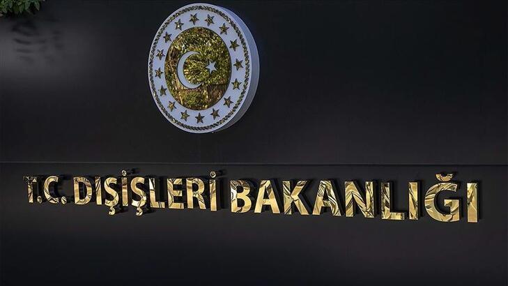 Son dakika: Dışişleri Bakanlığı'ndan PKK'lıların Avusturya'da gösteri düzenlemesine tepki