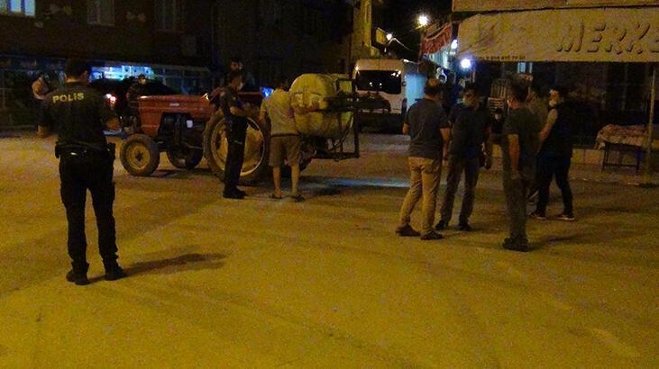 Bursa'da silahlı, keserli sopalı kavgada ortalık karıştı