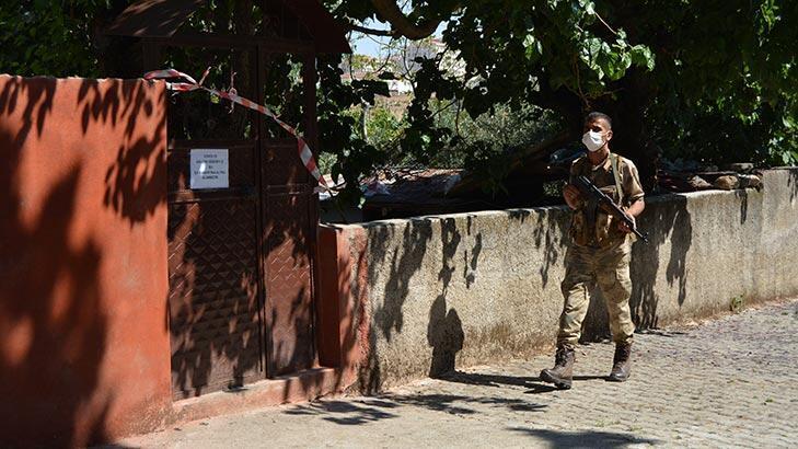 Son dakika... Gaziantep'te 53 ev karantinaya alındı!