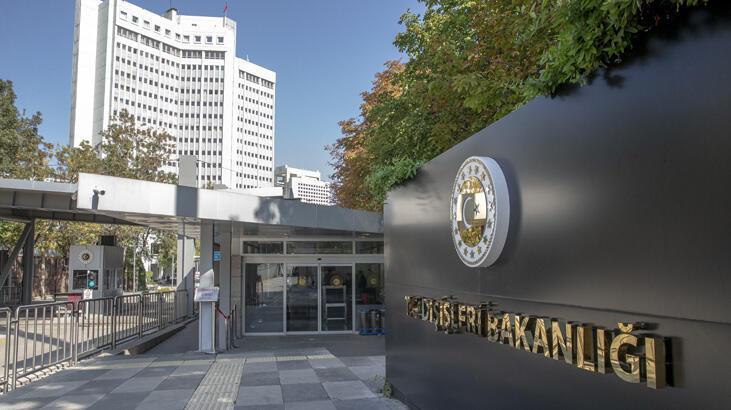 Son dakika... Avusturya Büyükelçisi, Dışişleri Bakanlığı'na çağrıldı
