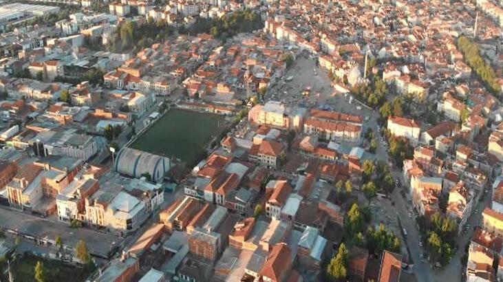 Bursa'da belediye yanlış nüfus tabelasını düzeltti, ancak bu defa da fazla nüfus yazıldı
