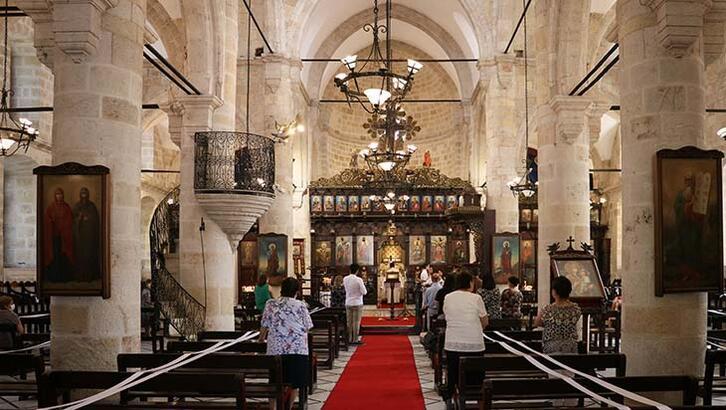 Hatay'da St. Pierre Aziz Petrus ve Pavlus Bayramı