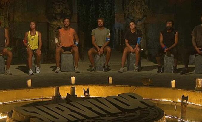 Survivor'da 1.ve 2.eleme adayları kim oldu? Survivor'da Sercan kimi söyledi?