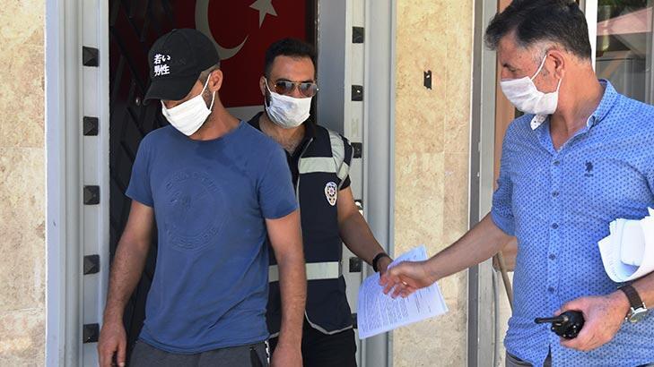 Antalya'da tövbe eden hırsız yine yakalandı!