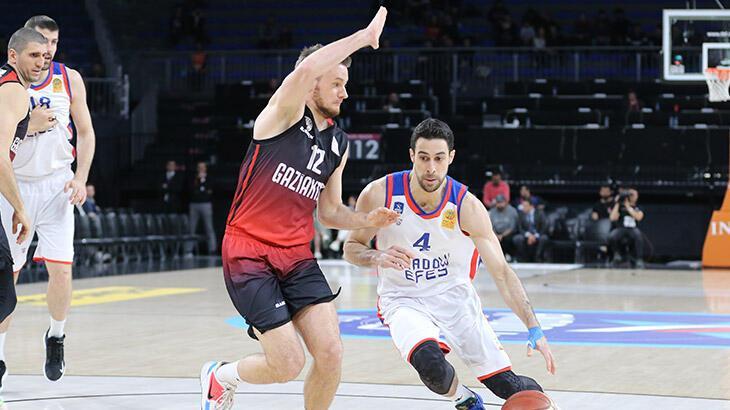 Gaziantep Basketbol Vasiliauskas ile yollarını ayırdı