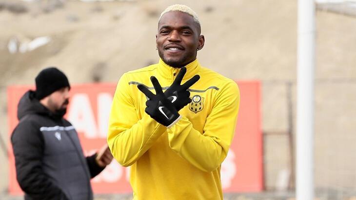 Son dakika transfer haberleri - Yeni Malatyaspor, Thievy Bifouma'nın Çin'e transferini açıkladı