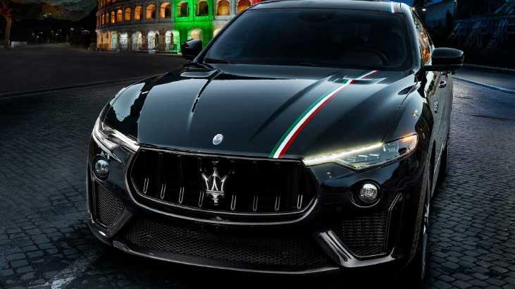 Maserati'den özel 'şerit'