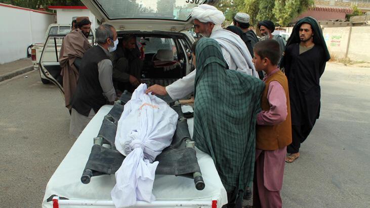 Son dakika... Afganistan'da patlama! Onlarca ölü ve yaralı var