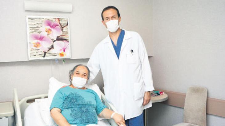 Küçük kesi ameliyatıyla daha hızlı iyileşme