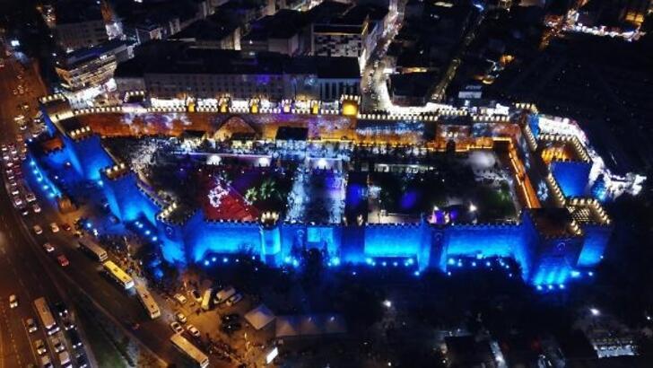 Kayseri Kalesi ve Müzesi 'en prestijli 40 proje' arasında yer aldı