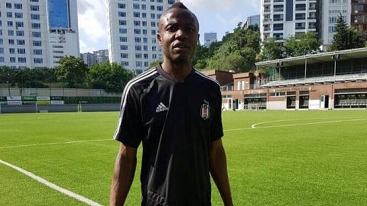 Nguema, Beşiktaş'ta denemeye girdiğini açıkladı!