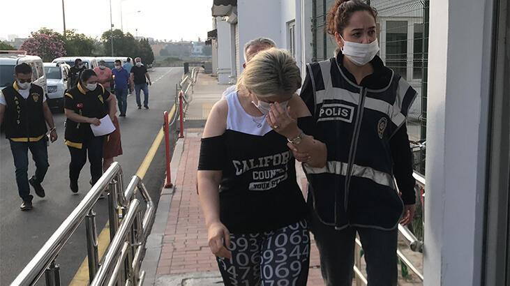Adana'da fuhuş operasyonu! 36 gözaltı...