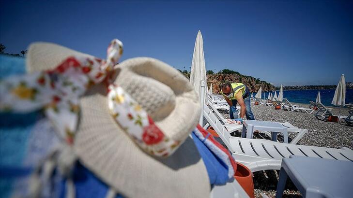 """Avrupalılara """"tatil için en doğru yer Türkiye"""" çağrısı"""