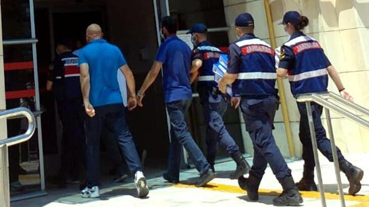 İzmir'de tefeci operasyonuna 6 tutuklama