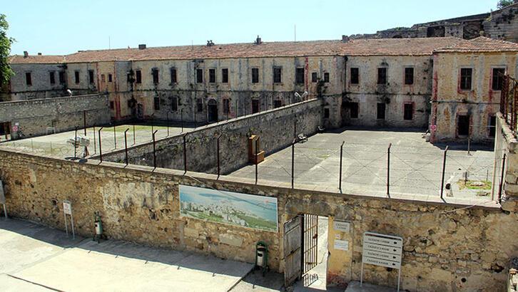 Sinop Cezaevi ve Müzesi'nde kapsamlı restorasyon