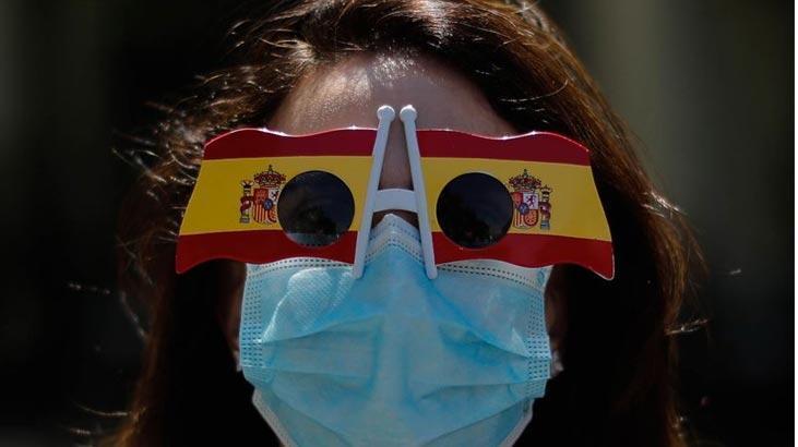İspanya'da corona ölümleri 28 bin 355'e yükseldi