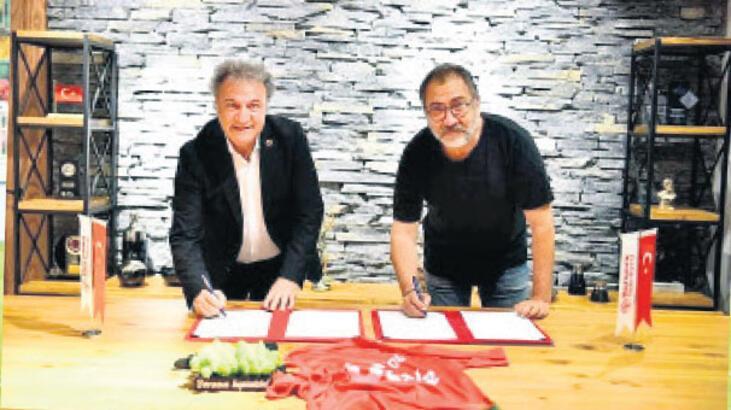 Imzalar tamam Kaf Kaf Bornova'da