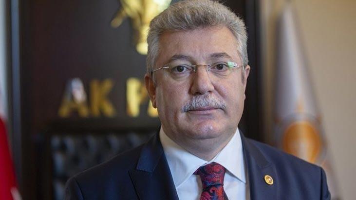 AK Parti'li Akbaşoğlu'nun corona virüs testi pozitif çıktı