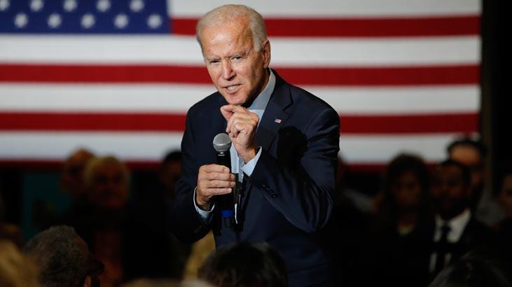 Joe Biden'dan kritik karar! Seçim mitingleri yapmayacak